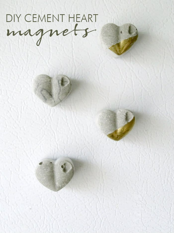 heart-shaped magnet