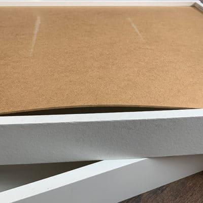 sagging Ikea drawer