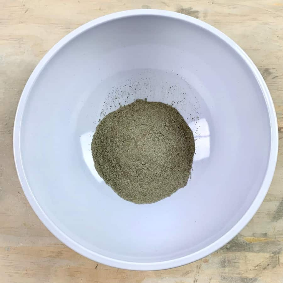 sand topping dry mix cement texture for making cement and concrete crafts