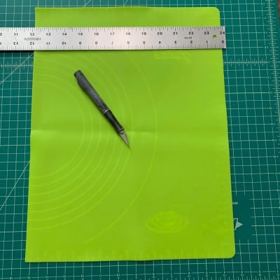 silicone cut to fit cricut