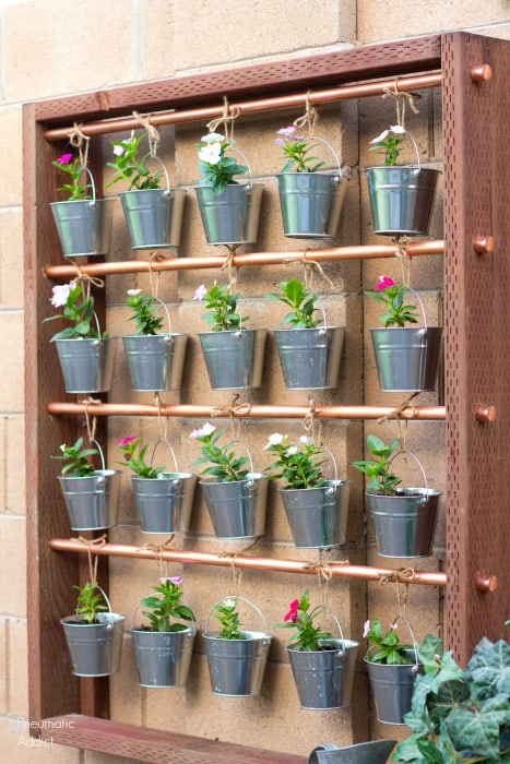 copper-wood-diy-hanging-garden