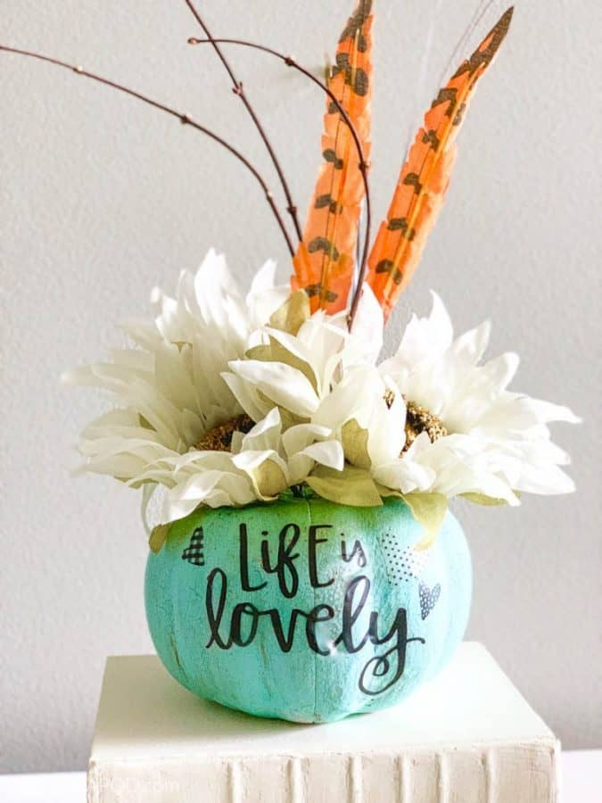Transform-Painted-Dollar-Tree-Pumpkins-into-Beautiful-Centerpieces