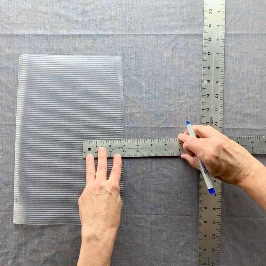 measuring liner