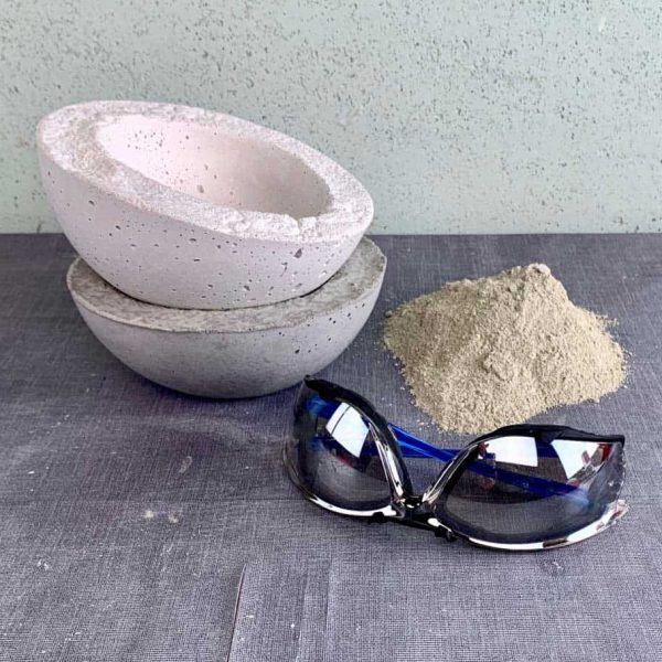 Safety Concerns With Concrete For Crafts