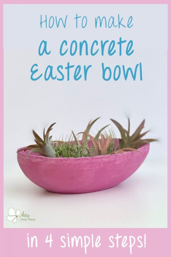 concrete bowl with airplanes inside