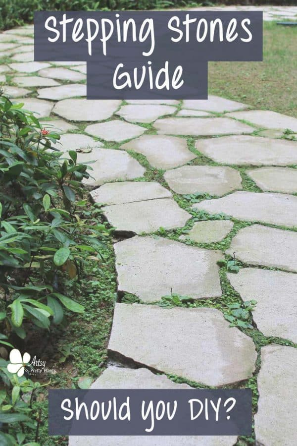 Buy or Make Stepping Stones
