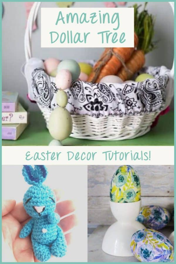 Dollar Tree Easter Crafts