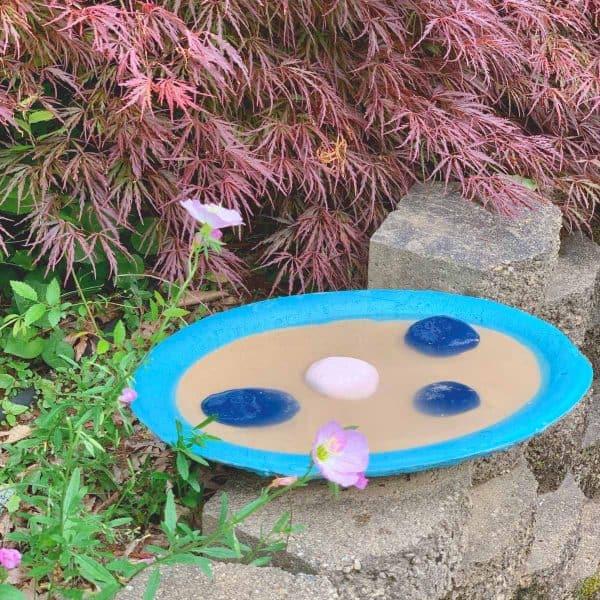 DIY Concrete Butterfly Puddler- Attract Butterflies!