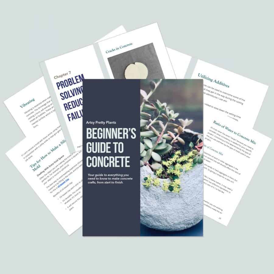 Beginners Guide to Concrete eBook cover