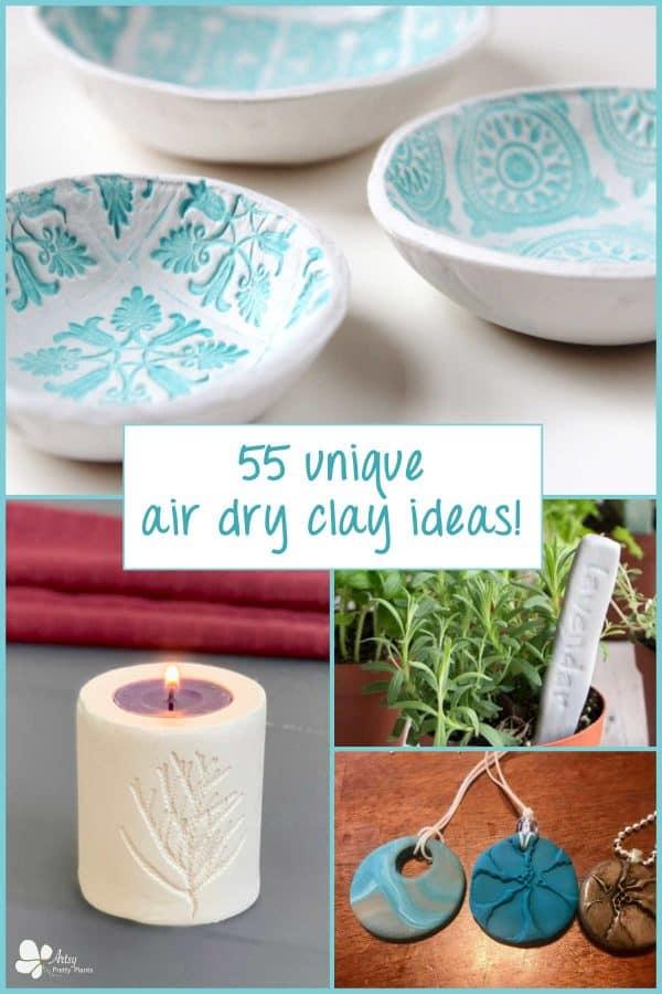 Air Dry Clay Ideas